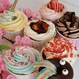 Mix box cupcakes 4 stuks_