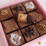 Cocos brownie VEGAN_