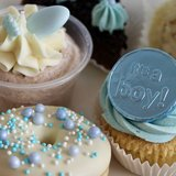 Babyshower high tea jongen_