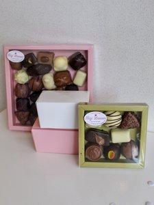 Bonbons verpakt per 250 gram