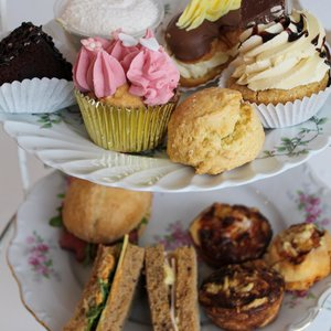 High tea GLUTEN -EN LACTOSEVRIJ
