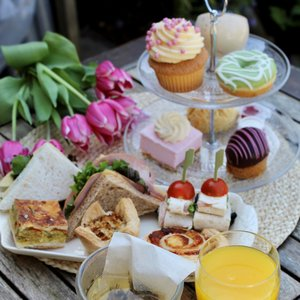 High tea VEGETARISCH