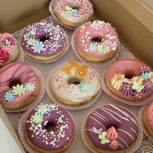 Mix box donut 12 stuks