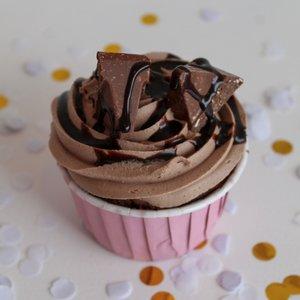 Cupcake Chocolade